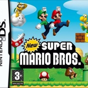NEW Super Mario Bros. (EU)