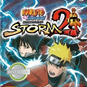 Naruto Shippuden: Ultimate Ninja Storm 2 (Classics)