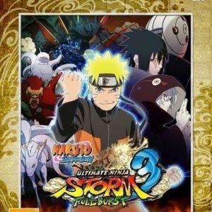 Naruto Shippuden: Ultimate Ninja Storm 3 - Full Burst Edition