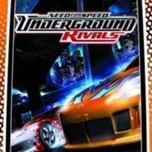 Need For Speed Underground Rivals (Essentials)