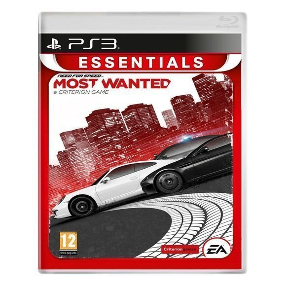 Need for Speed Most Wanted (2012) (Essentials)