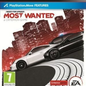 Need for Speed Most Wanted Essentials