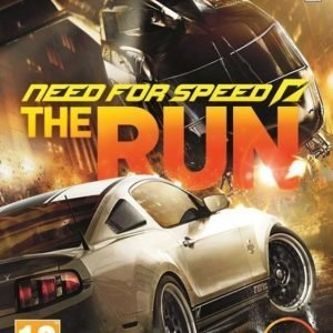 Need for Speed: The Run (Nordic)