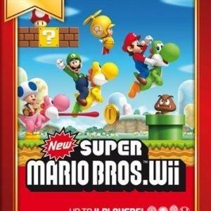 New Super Mario Bros Nintendo Selects
