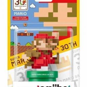 Nintendo Amiibo Figurine Classic Colours Mario (30th Anniversary)