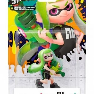 Nintendo Amiibo Figurine - Green Girl (Splatoon Collection)