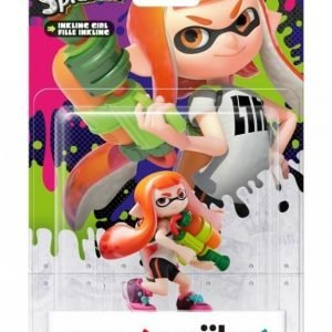 Nintendo Amiibo Figurine Inkling Girl (Splatoon Collection)