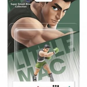 Nintendo Amiibo Figurine Little Mac