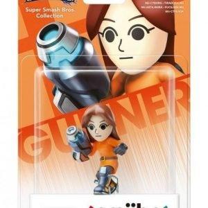 Nintendo Amiibo Figurine Mii Gunner
