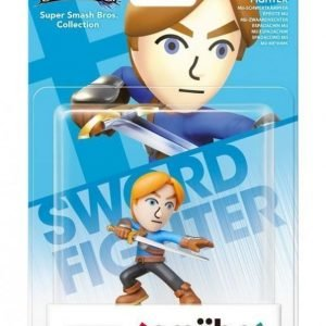 Nintendo Amiibo Figurine Mii Sword Fighter