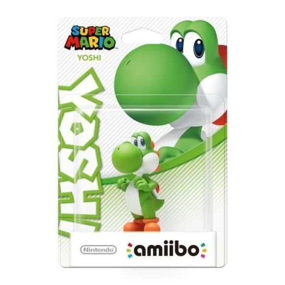 Nintendo Amiibo Figurine Yoshi (Super Mario Bros. Collection)