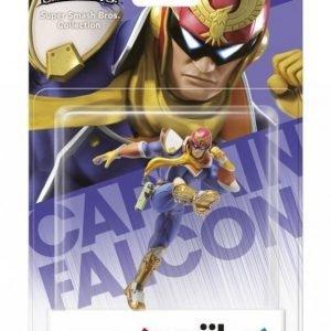 Nintendo Amiibo Figuuri Captain Falcon