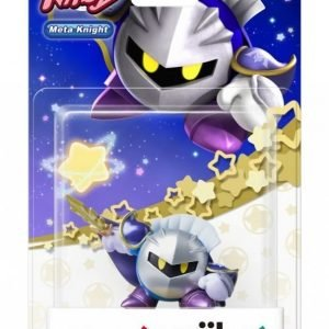 Nintendo Amiibo Figuuri Meta Knight (Kirby Collection)
