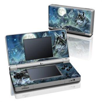 Nintendo DS Lite Skin Bark At The Moon