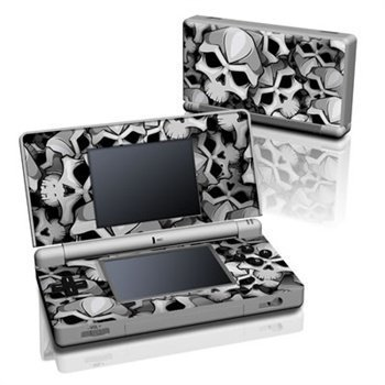 Nintendo DS Lite Skin Bones