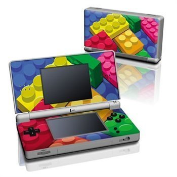 Nintendo DS Lite Skin Bricks