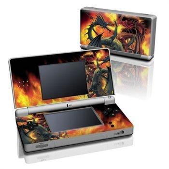 Nintendo DS Lite Skin Dragon Wars