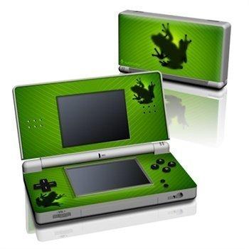 Nintendo DS Lite Skin Frog