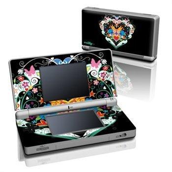 Nintendo DS Lite Skin Light Heart
