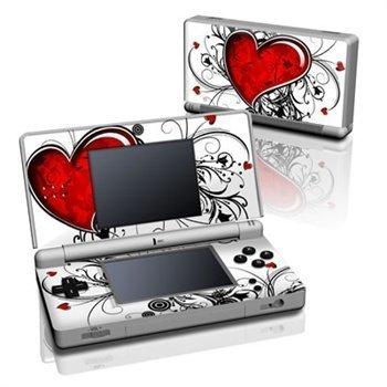 Nintendo DS Lite Skin My Heart