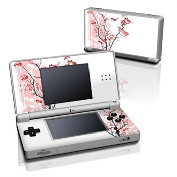 Nintendo DS Lite Skin Pink Tranquility