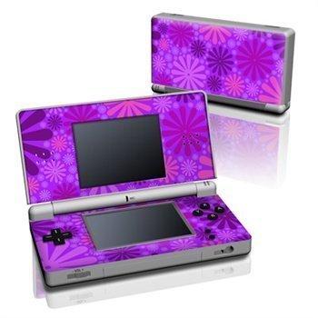 Nintendo DS Lite Skin Purple Punch