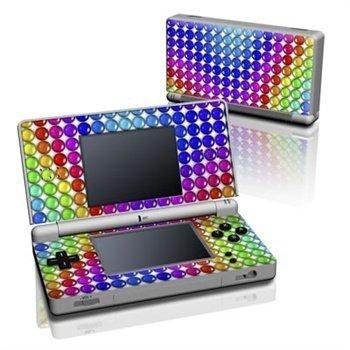 Nintendo DS Lite Skin Rainbow Candy