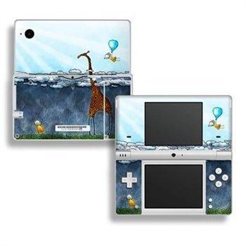 Nintendo DSi Skin Above The Clouds
