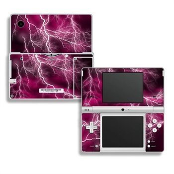 Nintendo DSi Skin Apocalypse Pink