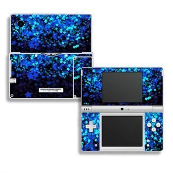 Nintendo DSi Skin Stardust Winter