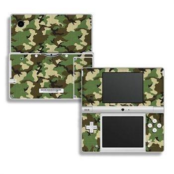 Nintendo DSi Skin Woodland Camo