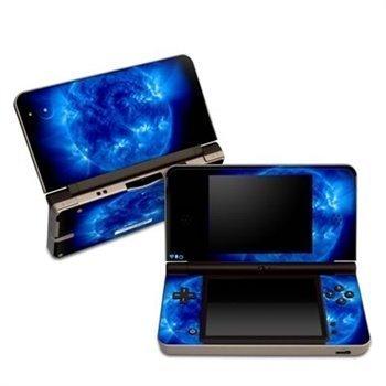 Nintendo DSi XL Skin Blue Giant