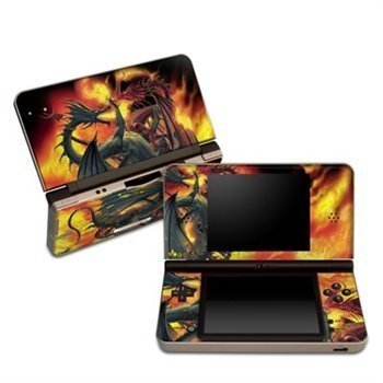 Nintendo DSi XL Skin Dragon Wars