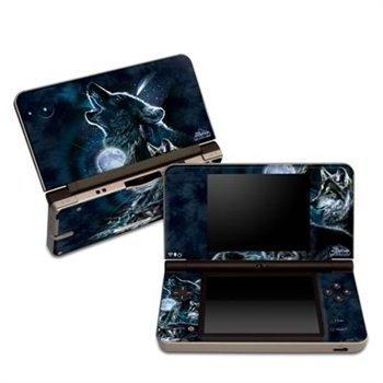 Nintendo DSi XL Skin Howling
