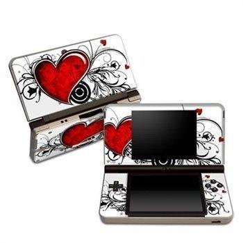 Nintendo DSi XL Skin My Heart