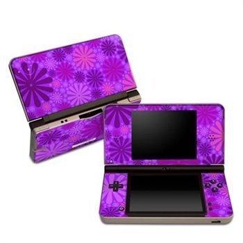 Nintendo DSi XL Skin Purple Punch