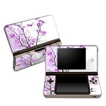 Nintendo DSi XL Skin Violet Tranquility