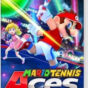 Nintendo Mario Tennis Aces Peli