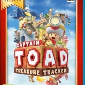 Nintendo Selects: Captain Toad Treasure Tracker