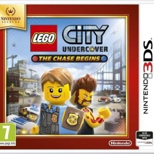 Nintendo Selects: LEGO CITY Undercover: The Chase Begins
