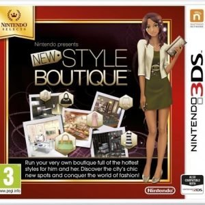 Nintendo Selects: Nintendo presents: New Style Boutique