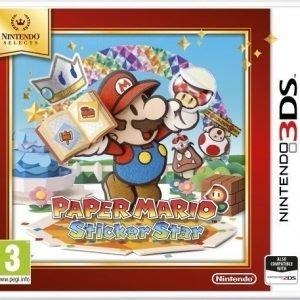 Nintendo Selects: Paper Mario: Sticker Star