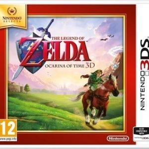 Nintendo Selects: The Legend of Zelda: Ocarina of Time 3D