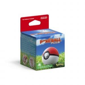 Nintendo Switch Poké Ball Plus Peli