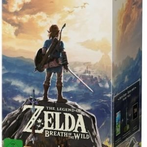 Nintendo Switch The Legend of Zelda: Breath of the Wild - Limite