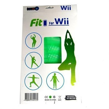Nintendo Wii Green Fit Protective Sleeve