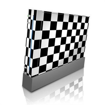 Nintendo Wii Skin Checkers