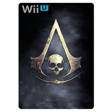 Nintendo Wii U Assassin's Creed 4 Black Flag Skull Edition