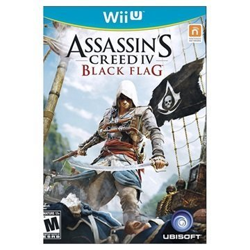 Nintendo Wii U Assassin's Creed 4 Black Flag