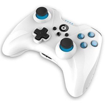 Nintendo Wii U BigBen Langaton Ohjain Valkoinen